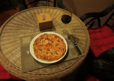ham mushroom pizza1